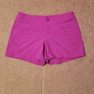 Athleta Women's Pink Board Shorts